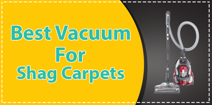 🥇Best Vacuum For Shag Carpets 2020