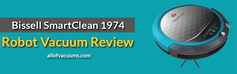 Bissell SmartClean 1974Review