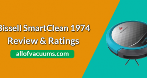 Bissell SmartClean 1974