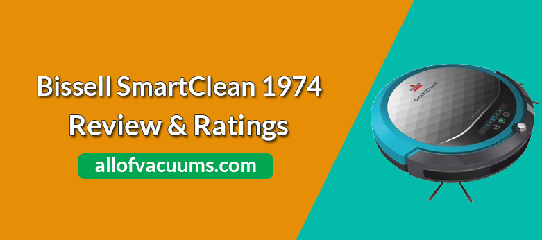 Bissell SmartClean 1974 Review & Rating