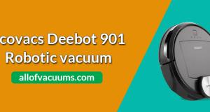 Ecovacs Deebot 901 robotic vacuum review