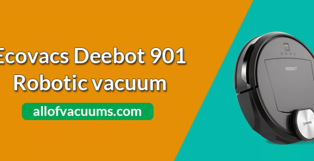 Ecovacs Deebot 901 robotic vacuum review