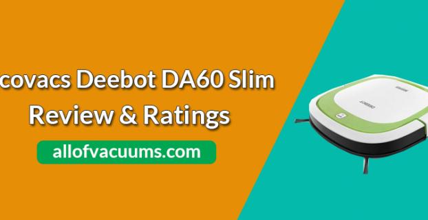 Ecovacs Deebot DA60 Slim thumb
