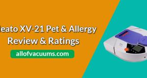Neato XV-21 Pet & Allergy