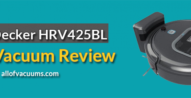 black and decker HRV425BL Review