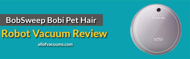 Bobsweep Bobi Pet Review