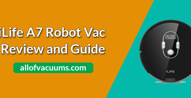ilife a7 robot vacuum