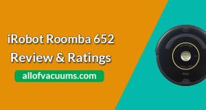 irobot roomba 652