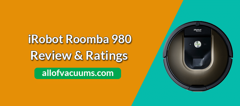 iRobot Roomba 980 Review & Ratings