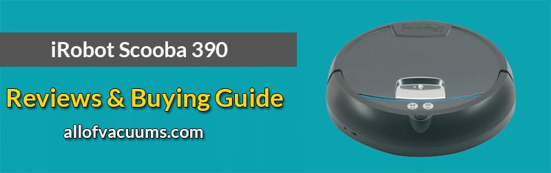 Scooba 390 review