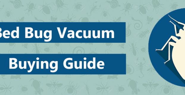 best bed bugs vacuum