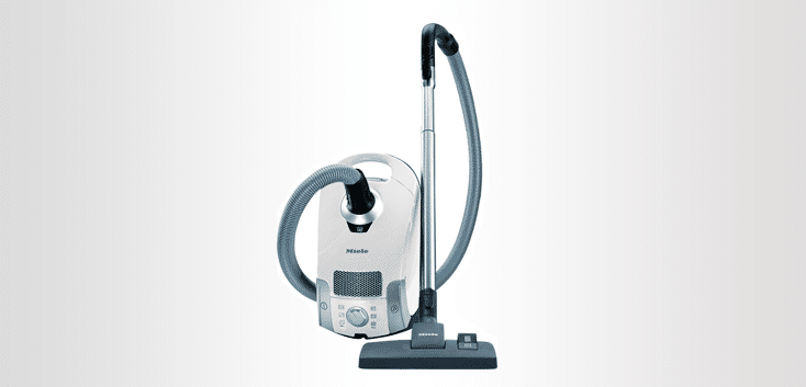 Miele Compact Pure Suction Canister Vacuum