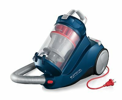 Severin Germany Nonstop Corded Bagless Canister Vacuum Cleaner