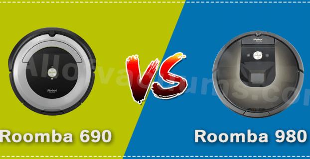 Roomba 690 vs 980