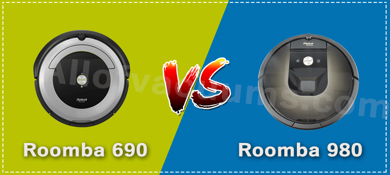 Roomba 980 vs Roomba 690: Detailed Comparison