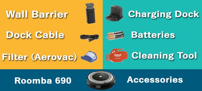 roomba 690 accessories