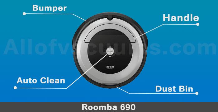 roomba 690 design