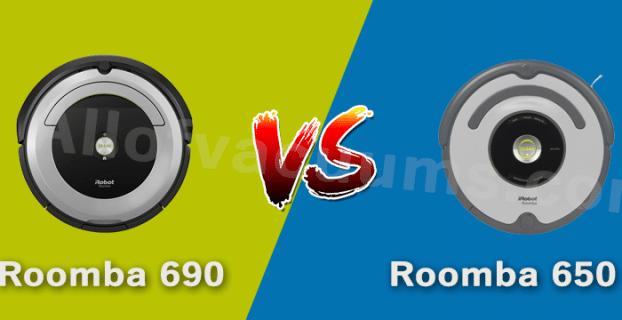 roomba 690 vs 650