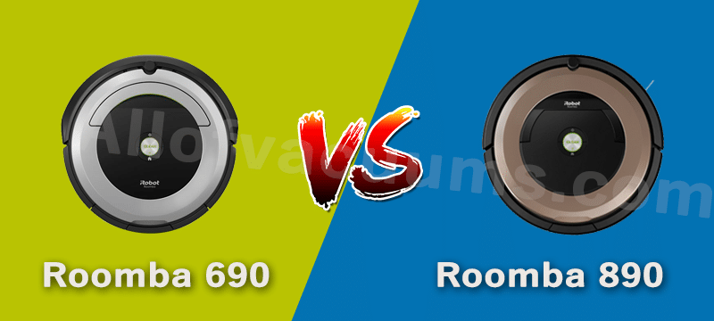Roomba 690 vs. 890: Differences & Similarities
