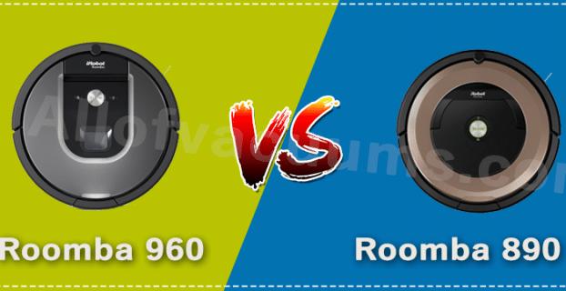 roomba 960 vs 890