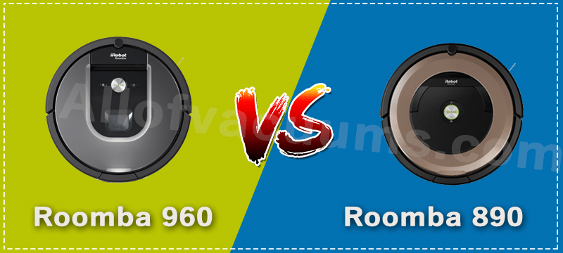🥇Roomba 890 vs 960: Similarities & Differences
