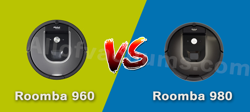 🥇Roomba 960 vs 980 : Detailed Comparison