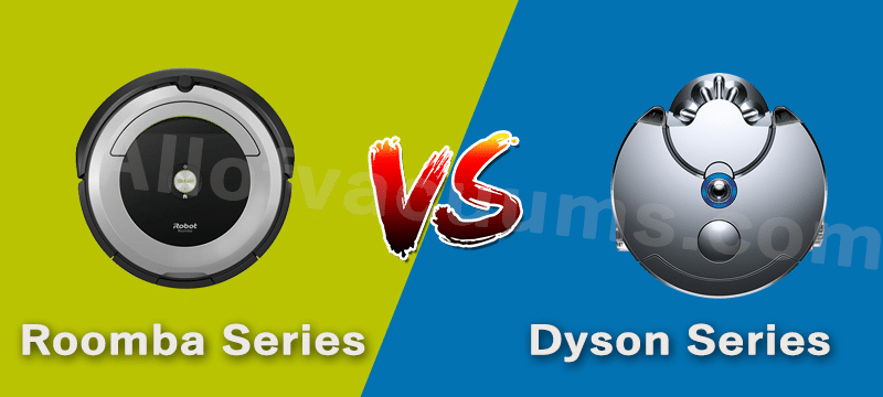 Roomba vs. Dyson: Differences & Similarities